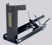 Condor SC-2000 Motorcycle Wheel Chock for trailers.