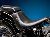 Le Pera LK-007P Passenger Pillion Seat, to compliment the Le Pera Lk-007 drivers seat.