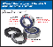 All Balls Front Wheel Bearings and Seals for Honda Gold Wing, GL 1800.