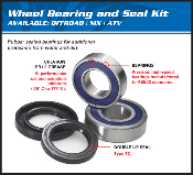 Honda Gold Wing GL 1800 Front Wheel Bearing and Seal Complete Kit 25-1381.