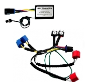 Signal Dynamics Corp Diamond Star Headlight Modulator with Plug & Play H7J (Japanese) Harness