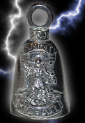 Saint Michael Gremlin Bell by Guardian