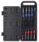 Vessel J.I.S. 7010PS 10 Piece Super Cushion Gel Grip Screwdriver set (No Case)