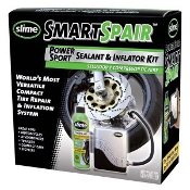 Slime Power Sport, Smart Spair. The worlds most versatile, compact tire inflation system.