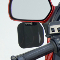 National Cycle N5108 Mirror mount wind deflectors, dark tint.