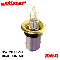 Kisan tailBlazer 20W-D Single Base Brake Light Modulator bulb and base.