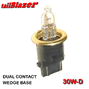 Kisan tailBlazer 30W-D brake light modulator.