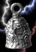 Golf Pewter Gremlin Bell, made by Guardian