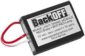 Signal Dynamics BackOFF Brake Light Signal Module, Model 1001