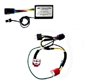 Signal Dynamics Plug and Play Headlight Module (1015) W/Dual H4 Harness (1080).